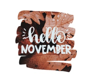 hello, inspiration, and november image