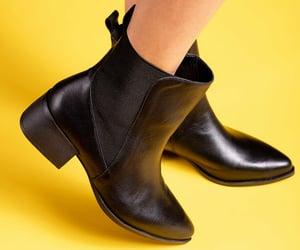 meu sapato preto image