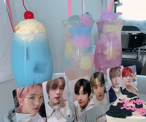 aesthetic, food, and korea image
