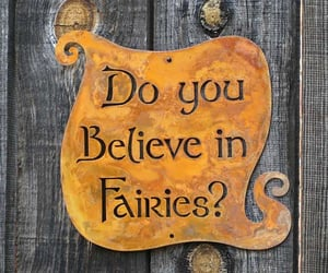 fairy, believe, and quotes image