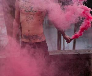 photography, pink, and Tattoos image