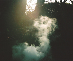 smoke, hipster, and indie image