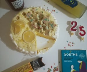 goethe, 25 years old, and rossini image