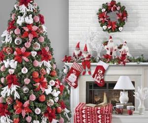 christmas, decor, and fashion image