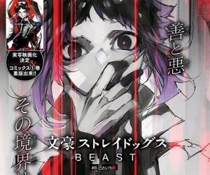 anime, atsushi, and beast image