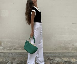 everyday look, wide leg pants, and chic elegant image