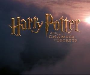 chamber of secrets, harry potter, and intro image