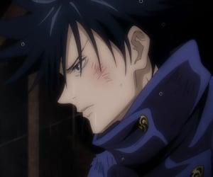 anime, sukuna, and jujutsu kaisen image