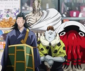 anime, suguru geto, and Dagon image