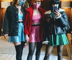 madelaine petsch, lili reinhart, and camila mendes image