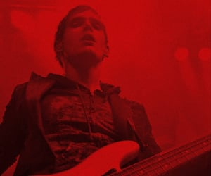 aesthetic, gerard way, and mikey way image