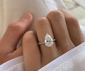 ring, love, and diamond image