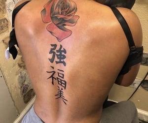 art, symbols, and tattoo image