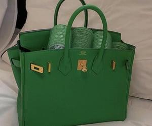 beautiful, green, and handbag image