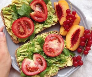 food, healthy, and breakfast image