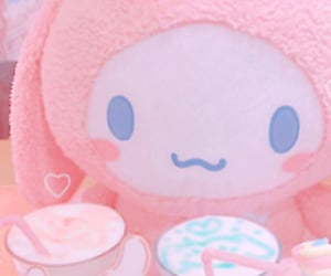 edit, header, and cinnamoroll image