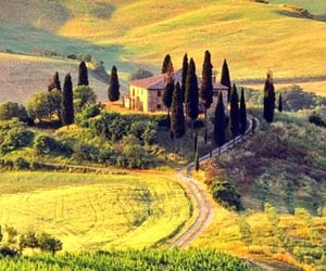 beautiful, countryside, and europe image