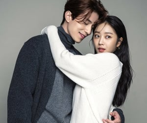 couples, kdrama, and series image