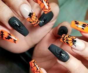 article, fake nails, and nails image