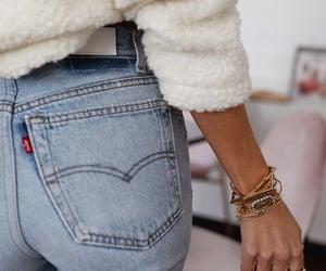 blogger, bracelets, and fashion image