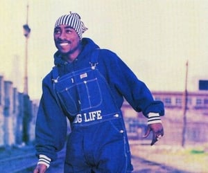 celebrities, rappers, and tupac image