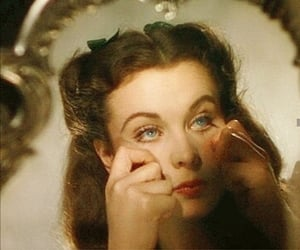 gif, vintage, and Gone with the Wind image