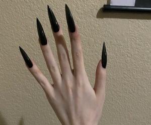 beauty, fashion, and acrylic nails image