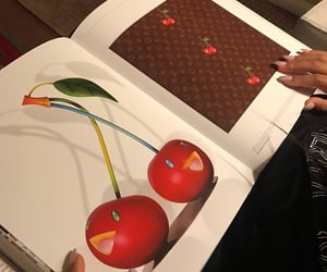 aesthetic and cherry image