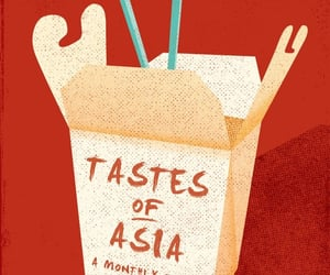 asia, china, and chinese food image