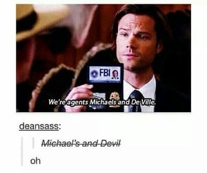 dean winchester, sam winchester, and poison image