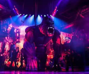 broadway, king kong, and roar image