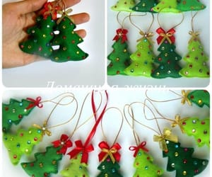 do it yourself, diy, and christmas ornament image