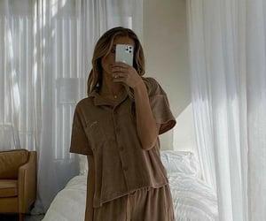 dormir, fashion, and sleep image