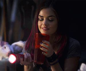 gif, television, and lucy hale image