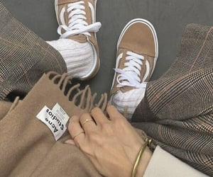 fashion, brown, and aesthetic image