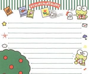 green, journal, and kawaii image