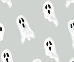 ghost, autumn, and background image