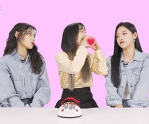 gif, chuu, and kpop image