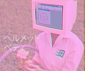 aesthetic, computer, and flower image