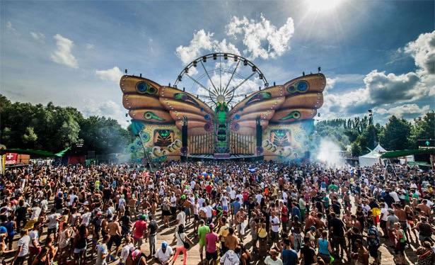 Tomorrowland, festival, and grunge image