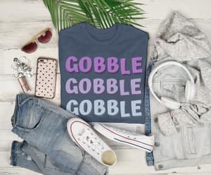 etsy, funny shirts, and thanksgiving outfit image