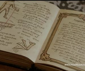 book, witches of east end, and grimoire image