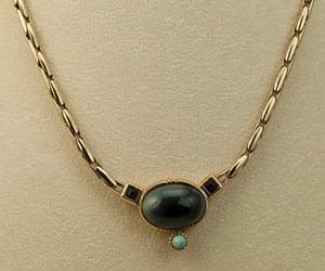 vintagejewelry, 21vintagestreet, and lizclaiborne image