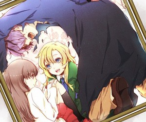 mary, garry, and ib image