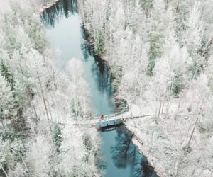 instagram, finland, and nature image