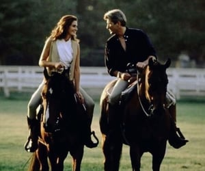 horse, julia roberts, and style image
