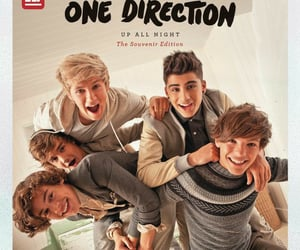 album, one direction, and album cover image