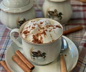 cafe, coffee, and comida image