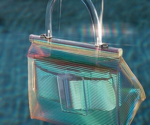 accessories, mermaid, and bags image