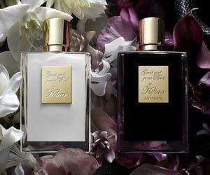 aesthetic, fragrance, and luxurious image